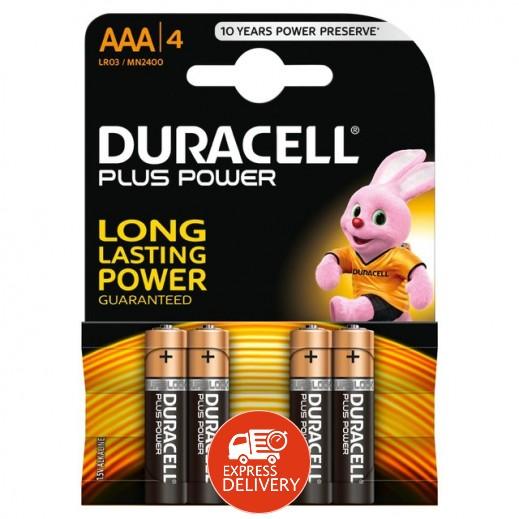 دوراسيل - بطارية الكالين مقاس AAA - عبوة 4 حبة