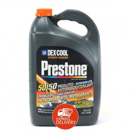 بريستون سائل مبرد تعبئة سريعة يمد فترة الحياة 50/50 GM