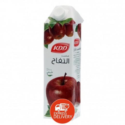 كي دي دي - عصير التفاح 1 لتر