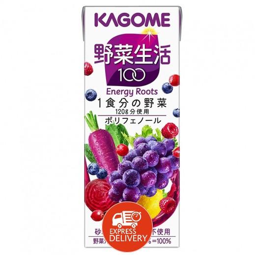 كاجومي – عصير جذور الطاقة  200 مل