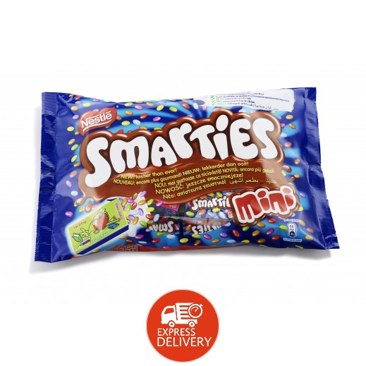 سمارتيز مينى - حلوى سمارتيز 24×216 جم