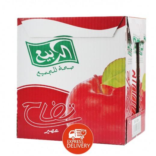 الربيع - عصير التفاح نكتار 1 لتر (6 حبة)