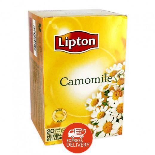 ليبتون - شاي بنكهة البابونج 20 كيس