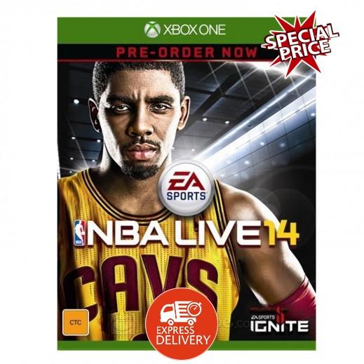 لعبة NBA Live 14 لإكس بوكس ون – NTSC