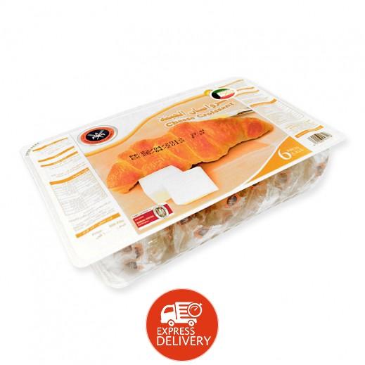 المطاحن – كرواسون بالجبن 60 جم × 6 حبة
