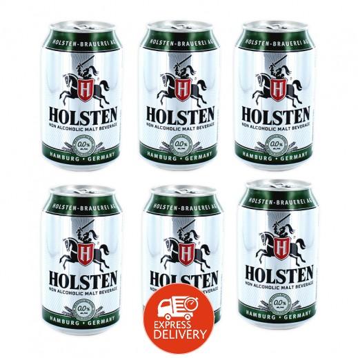 هولستن – مشروب الشعير الأصلي 330 مل ( 6 حبة )