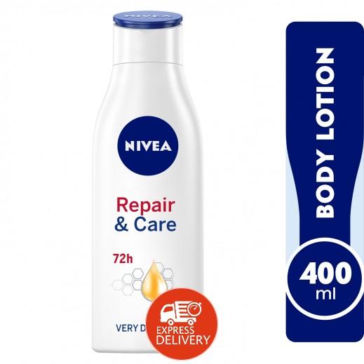 نيفيا – لوشن للجسم للعناية والإصلاح 400 مل