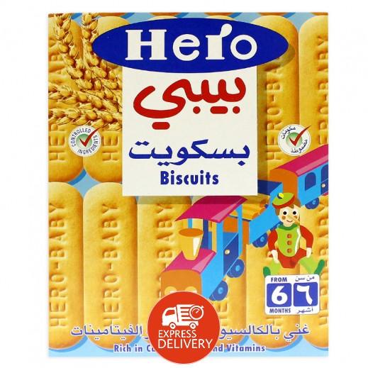 هيرو – بسكويت لتغذية الأطفال 180 جم