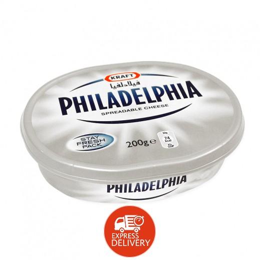 """كرافت - جبنة كريم """" فيلادلفيا """" قابلة للدهن 200 جم"""