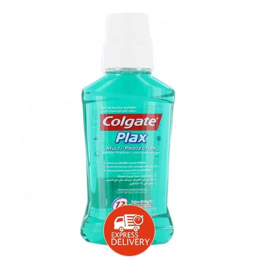 كولجيت - غسول الفم بلاكس النعناع المنعش 250 مل