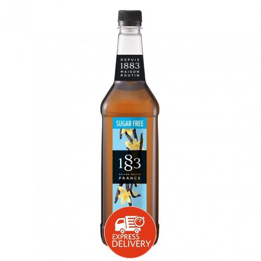 1883 ميزون روتين – شراب الفانيل خالي من السكر 1 لتر