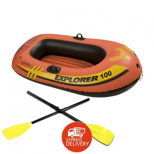 إنتكس – قارب إكسبلورر 300 مقاس 211 × 117 × 41 سم
