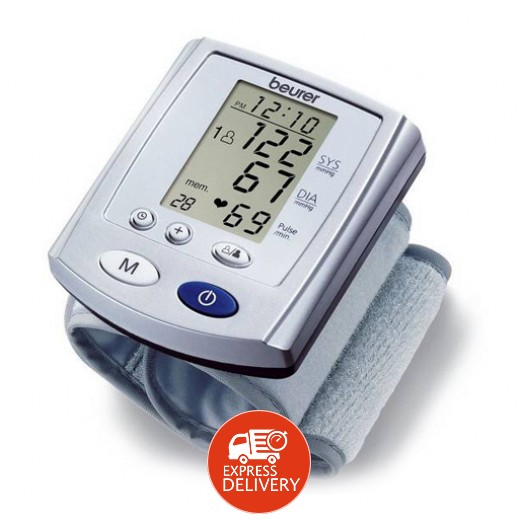 BC 08 بيورير – جهاز قياس ضغط الدم من المعصم