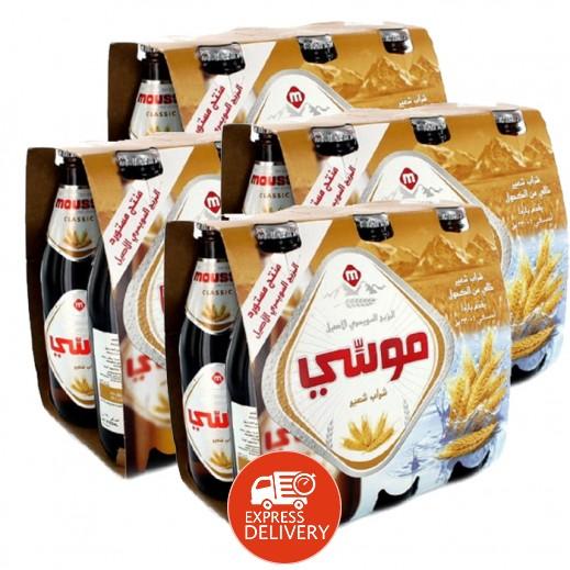موسي – مشروب الشعير الأصلي 330 مل ( 4 كرتون × 6 حبة ) – أسعار الجملة