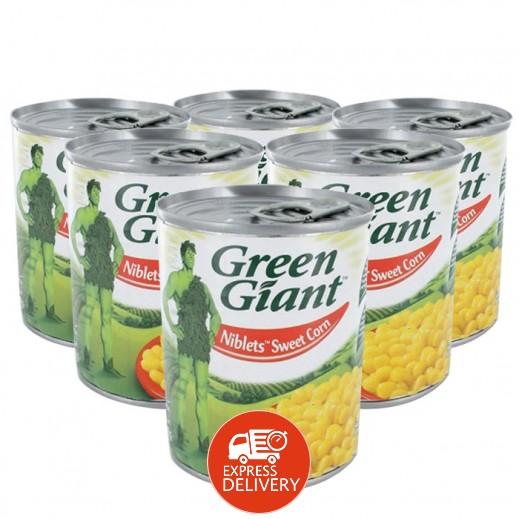 العملاق الأخضر - ذرة حلوة 150 جم (6 حبة) – عرض التوفير