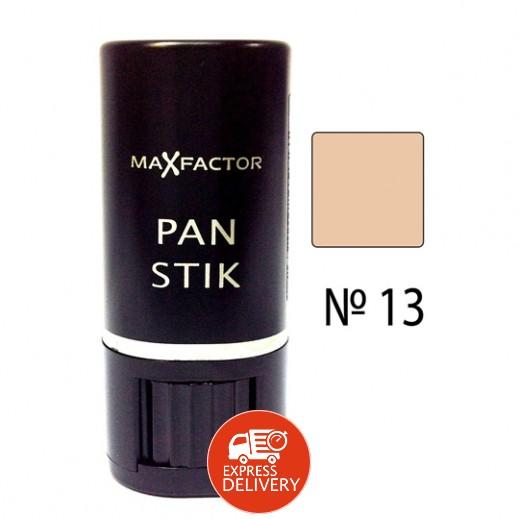 ماكس فاكتور- كريم الأساس Panstick (رقم 13) لون بيج جديد
