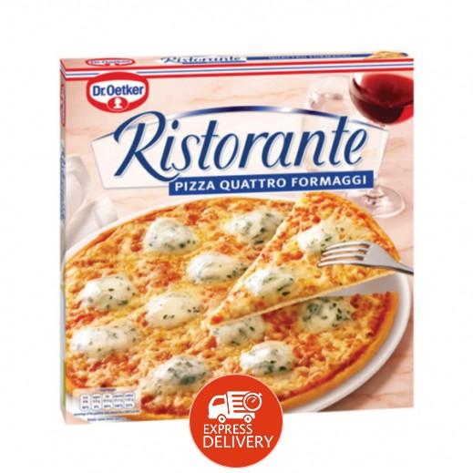 """د.أوتكر – بيتزا """" ريستورانتي"""" جاهزة بطعم الجبنة (340 جرام)"""