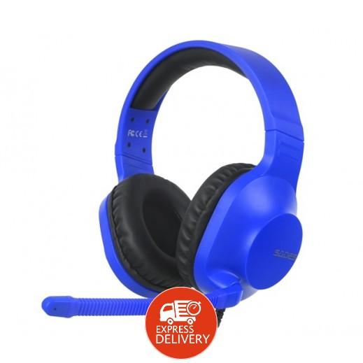 سادس – Spirits سماعة رأس لألعاب الفيديو – ازرق