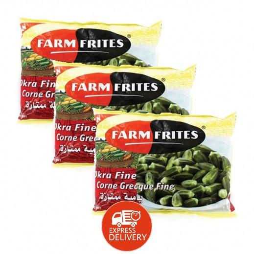 فارم فريتس – بامية فاين مجمدة (3 حبة × 400 جم) – أسعار الجملة