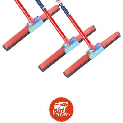 فيليدا – مساحة الأرضيات 42 سم مع عصا – أحمر ( 3 حبة ) - عرض التوفير