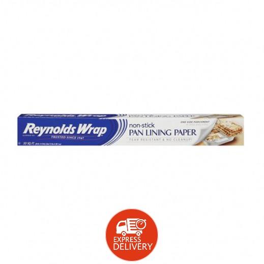 رينولدز – ورق ألمونيوم حراري لحفظ الطعام – 30 قدم مربع