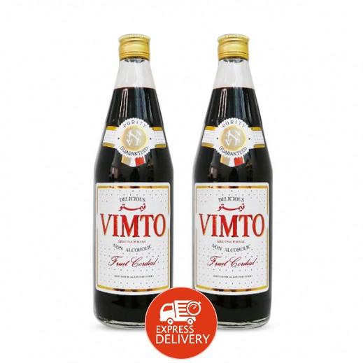 فيمتو – شراب مركز بنكهة الفواكة الطبيعية 710 مل (2 حبة)