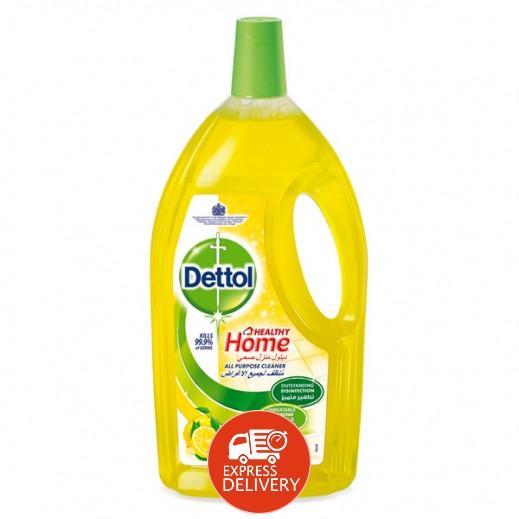 ديتول – منظف لجميع الأغراض برائحة الليمون 1.8 لتر