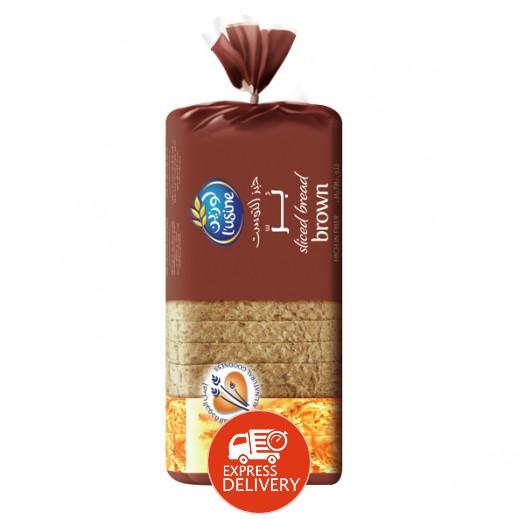 لوزين - شرائح خبز التوست بـُرّ 600 جم