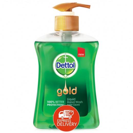 ديتول – سائل غسول اليدين الذهبي للتنظيف اليومي 200 مل
