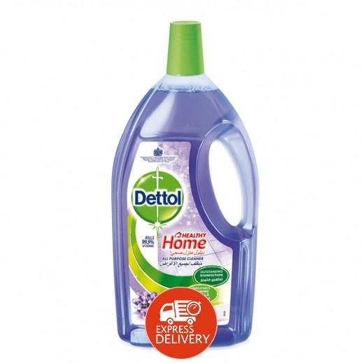 ديتول – مُنظف لجميع الأغراض برائحة اللافندر 3 لتر
