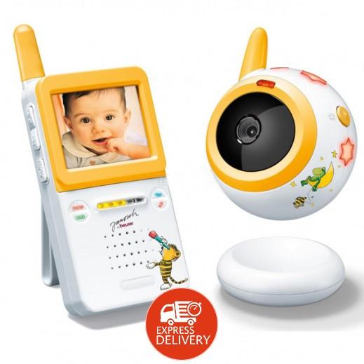 بيورير – جهاز مراقبة الأطفال بالفيديو موديل JBY 101