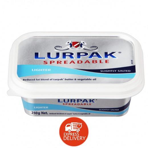 لورباك – زبدة قابلة للدهن غير مملحة 250 جرام