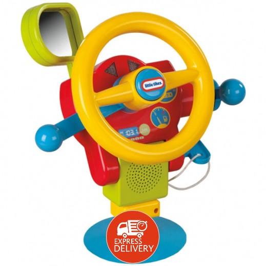 """ليتل تايكس – لعبة """"بلاي أند درايف"""" متعة القيادة"""