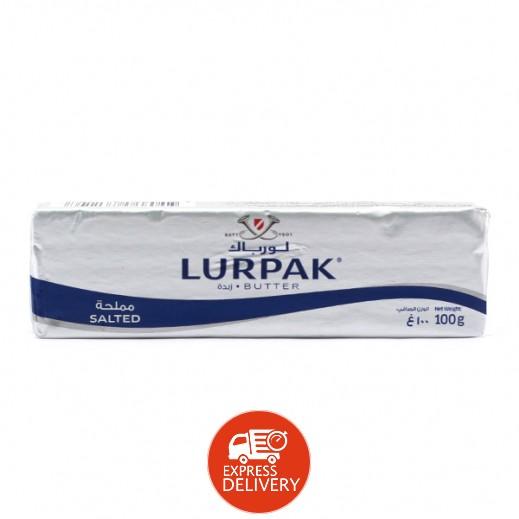 لورباك – زبدة مملحة قليلاً 100 جرام