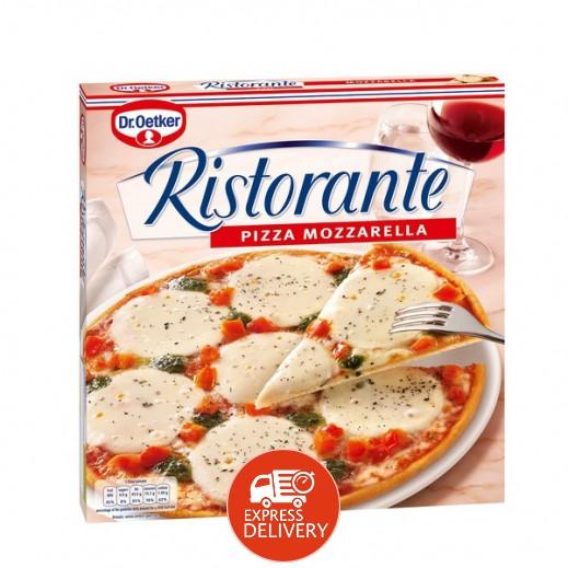 """د.أوتكر – بيتزا """"ريستورانتي"""" جاهزة بالجبنة الموزاريلا 335 جم"""