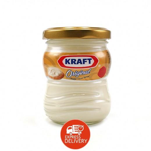 كرافت - جبنة كريم قابلة للدهن 140 جم