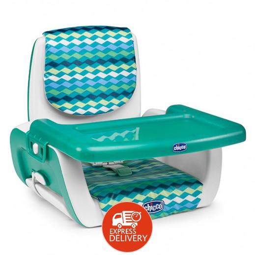 شيكو - مقعد الطعام Mode - أزرق