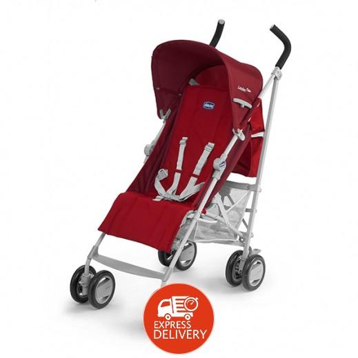 شيكو - عربة الأطفال لندن أب - أحمر