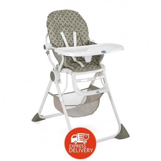 شيكو - كرسي إطعام الأطفال -