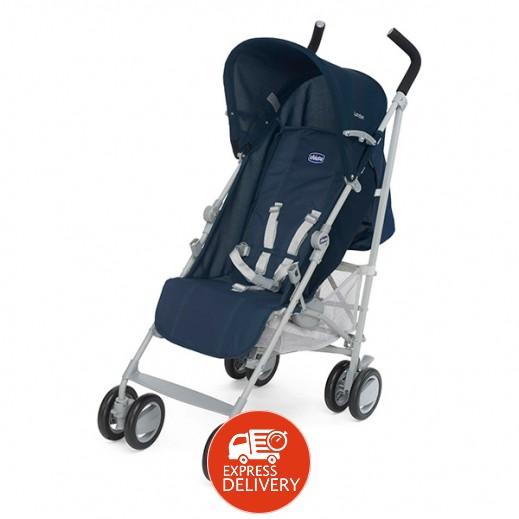 شيكو - عربة الأطفال لندن أب ميدنايت - (موديل: 00079251460000)