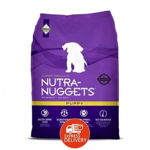 نوترا ناجتس - طعام الكلاب الصغار 3 كجم