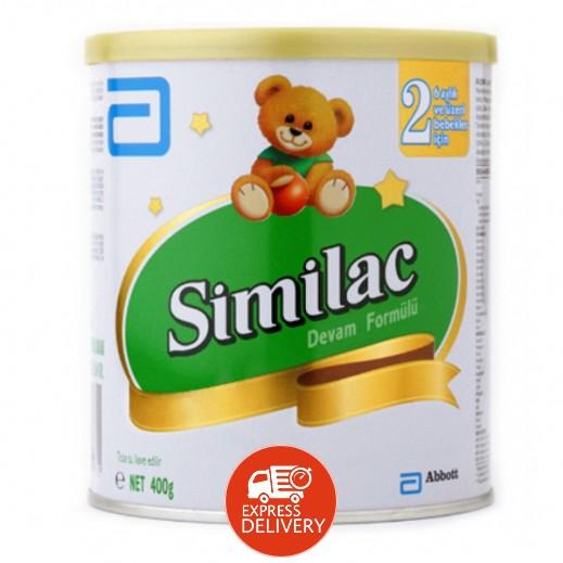 سيميلاك – طعام للأطفال أي كيو بلس 400 جم (6-12 شهر)