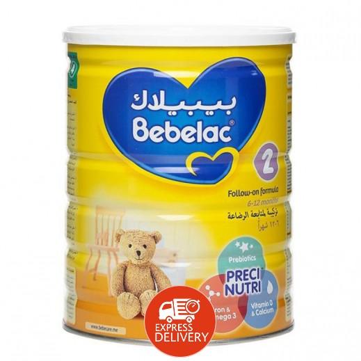 بيبيلاك -  حليب للرُضع مرحلة 2 ( من 6 – 12 شهراً)