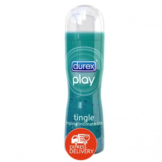 ديوركس – مُزلق Play Tingle الحميمي 50 مل