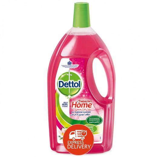 ديتول – مُنظف 4 في 1 متعدد الأغراض برائحة الياسمين 1.8 لتر