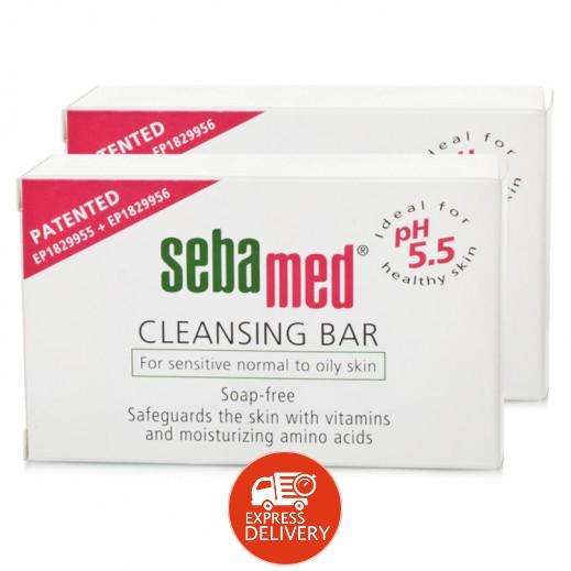 سيباميد – صابون لإستحمام الأطفال 2 حبة × 100 جم ( 25% خصم)