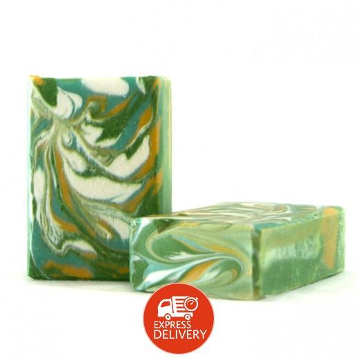 لو بارفيه – صابون طبيعي بنكهة الشاي الأخضر 95 جم