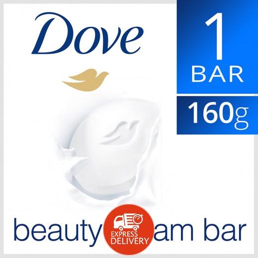 دوف – صابون الجمال أبيض 160 جم