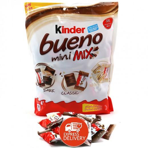 كيندر بوينو – شوكولاتة كيندر ميني 205 جم