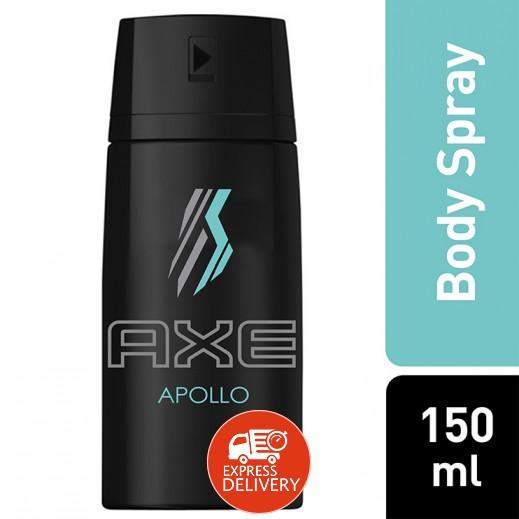Axe Bodyspray For Men Apollo 150 ml